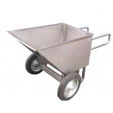Тележка усиленная рикша для перевозки