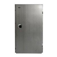 Двери одностворчатые холодильные